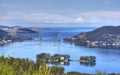 Visita la Isla de San Simón en septiembre