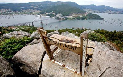 Día diferente por la ría de Vigo: rodeando la Isla de San Simón