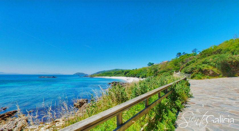 Isla de Ons, un paraíso en la ría de Pontevedra