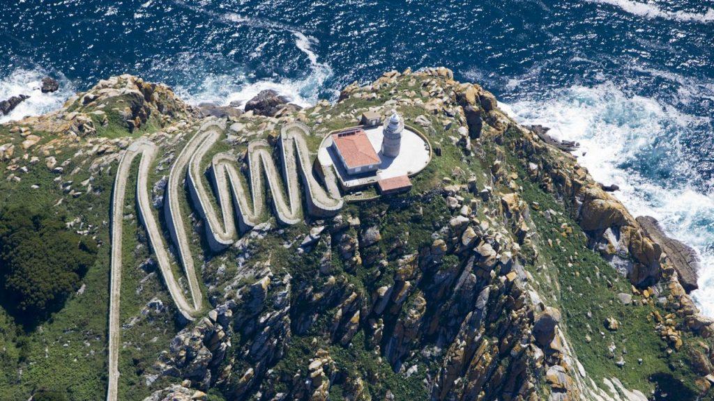 El-faro-de-las-Islas-Cíes-de-Galicia