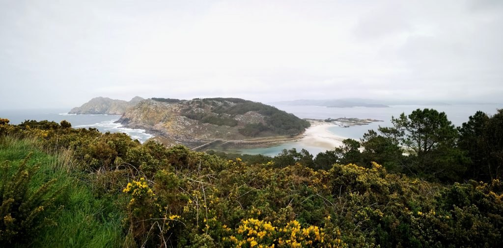 Visita las Islas Cíes de Galicia en Semana Santa