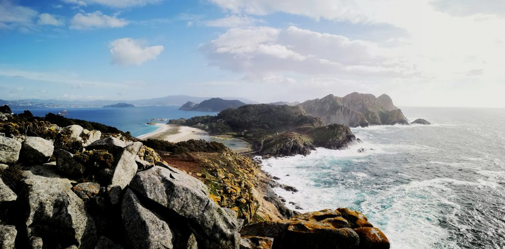 Visita las Islas Cíes esta Semana Santa