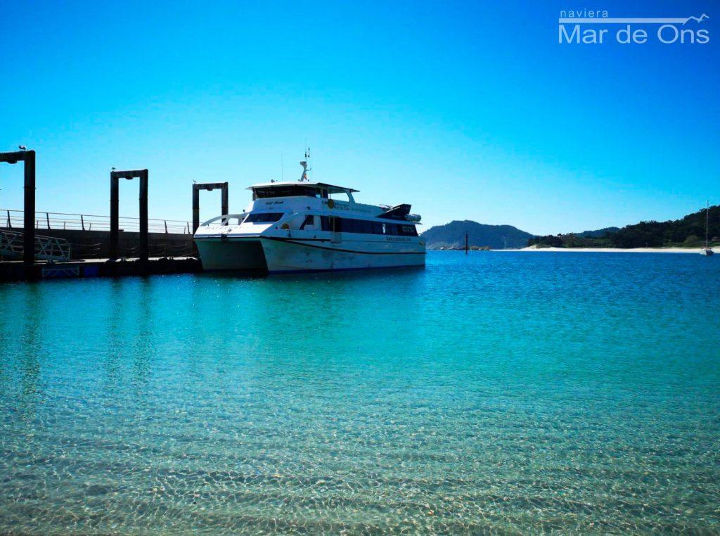 25 abril - Ven con nosotros a las Islas Cíes de Vigo el 1 de mayo