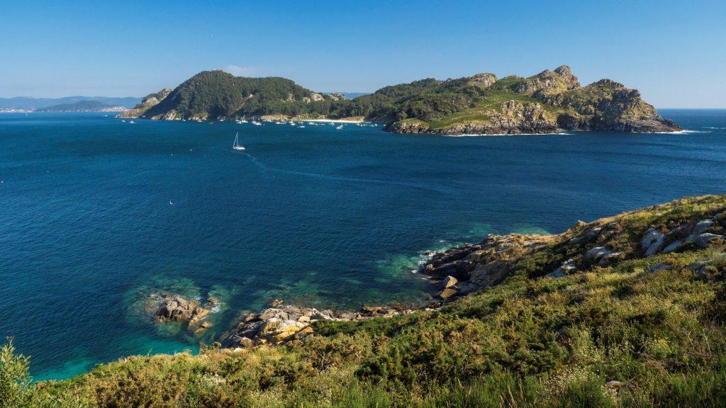 Visita las Islas Cíes de Vigo
