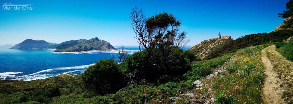 Ven a la Isla de Ons y las Islas Cíes este verano
