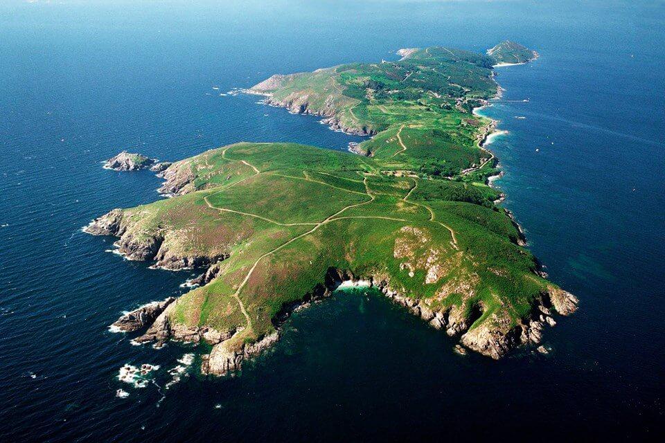 Visita la Isla de Ons y la Islas Cíes de Galicia