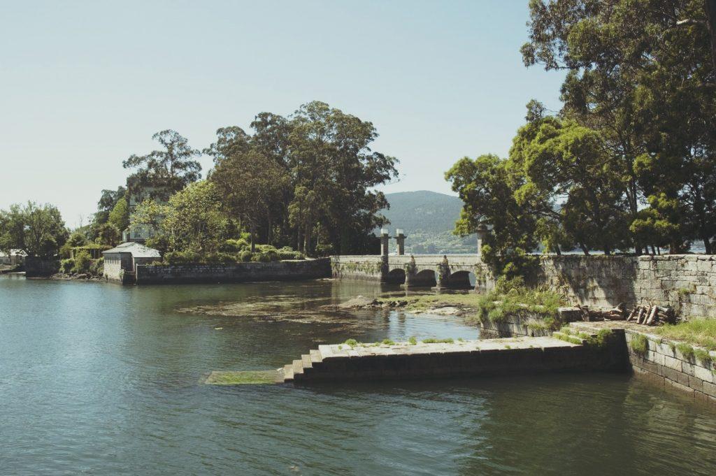 Visita la Isla de San Simón, de Bien de Interes Cultural