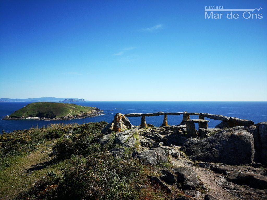 Visita la Isla de San Simón y sus leyendas