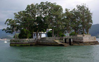 Visita la Isla de San Simón: ofrecemos viajes todos los fines de semana