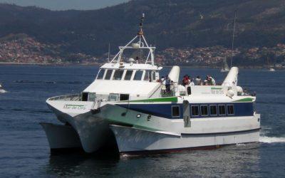 Vuelven los horarios Vigo – Cangas de invierno