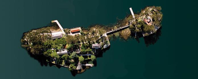 Visitas a la Isla de San Simón en Septiembre
