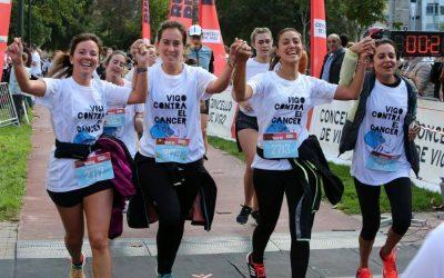 La carrera contra el cáncer de Vigo tendrá lugar el próximo fin de semana en Vigo