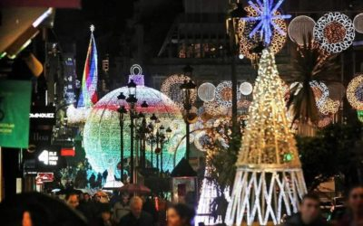 Last days to enjoy the Christmas lights in Spain
