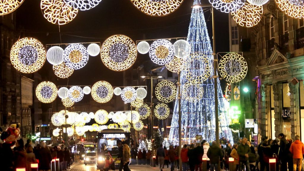 los mejores planes de Navidad están en Vigo