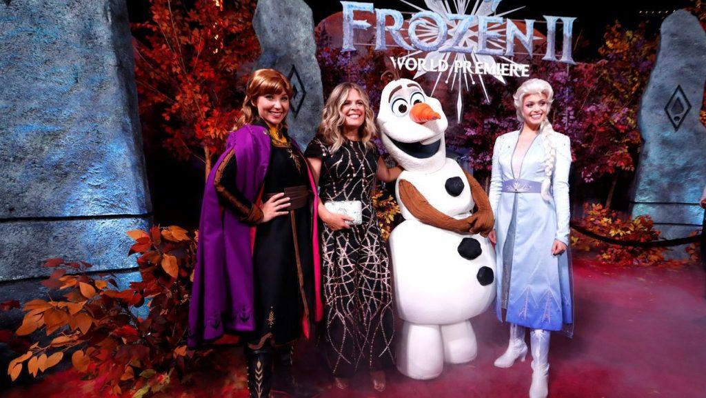 frozen 2 entre los mejores planes con niños en Navidad