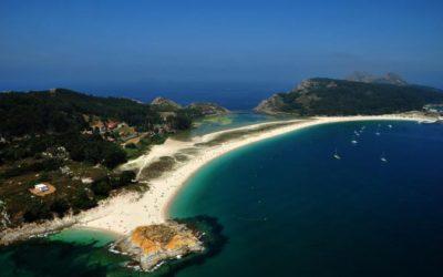 Rodas Beach, in Spain: enjoy the views