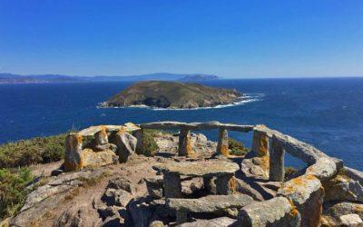 Aprovecha las vacaciones de navidad para visitar la Isla de Ons, en Galicia