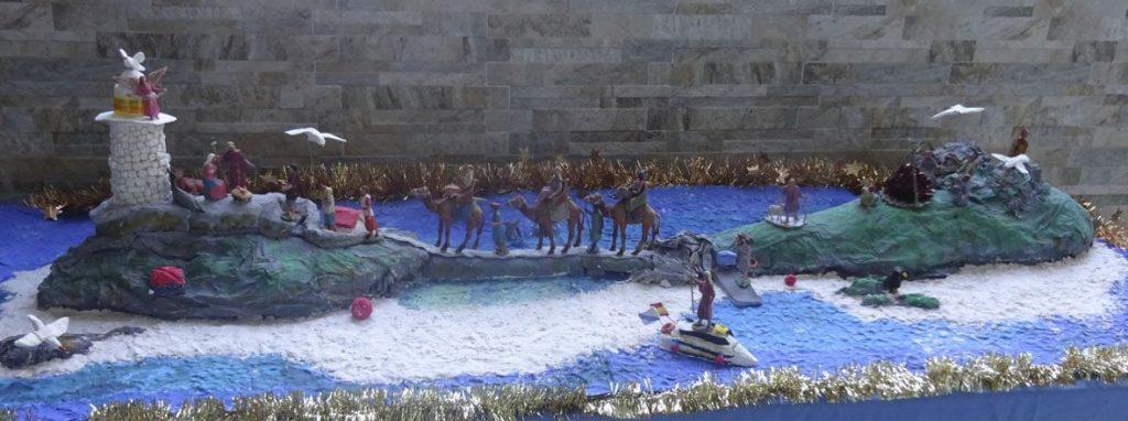 Ganador concurso La Navidad llega a Mar de Ons