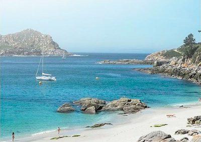 Playa Nosa Señora - Islas Cíes