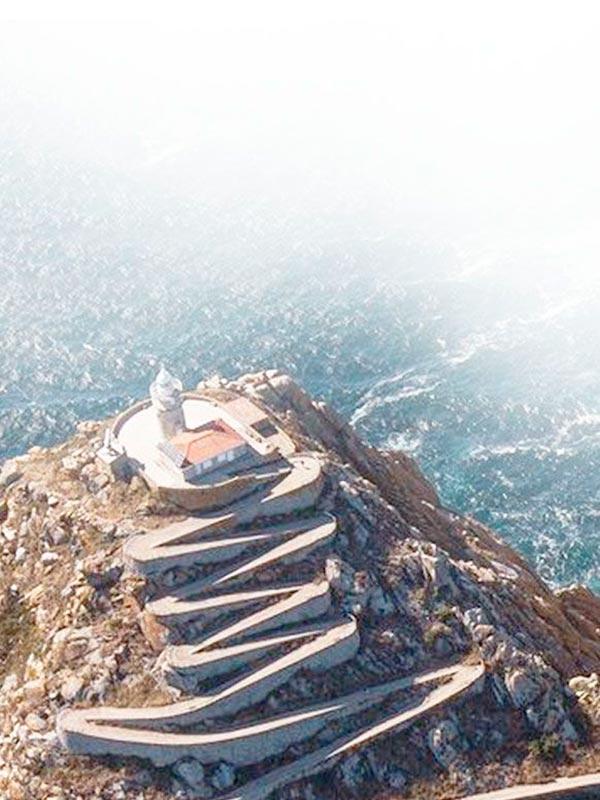 Ruta del Faro - Islas Cíes