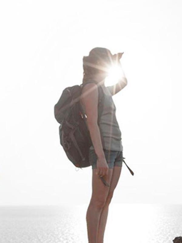 Viajero en Islas Cíes - Guía para viajeros