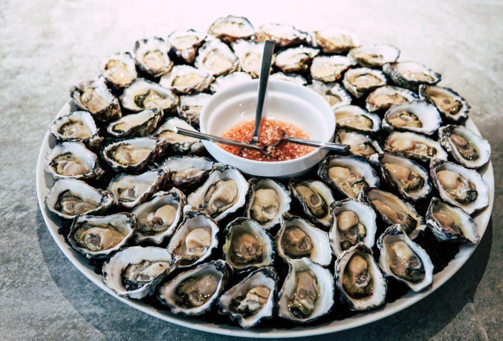 las mejores ostras de la ria de vigo