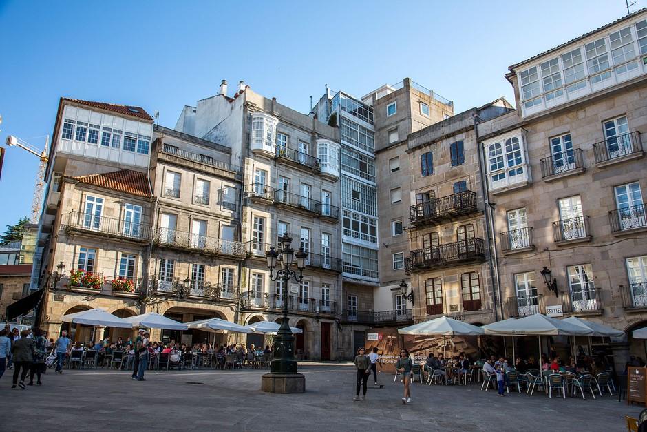 Casco Vello de Vigo