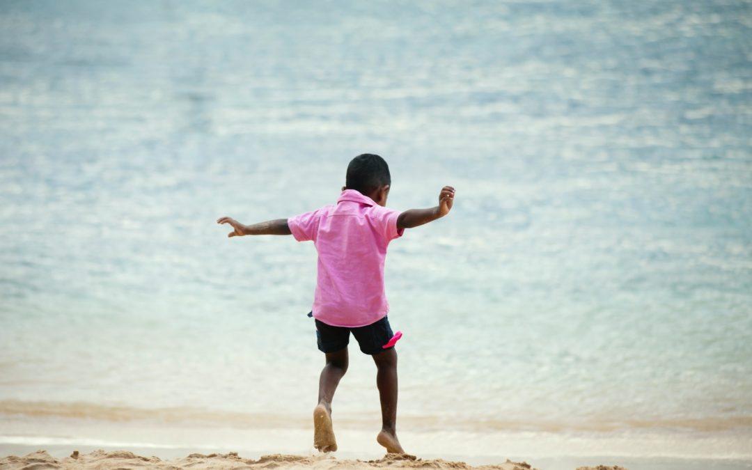 Beneficios de visitar Ons con niños y visitar Cíes con niños