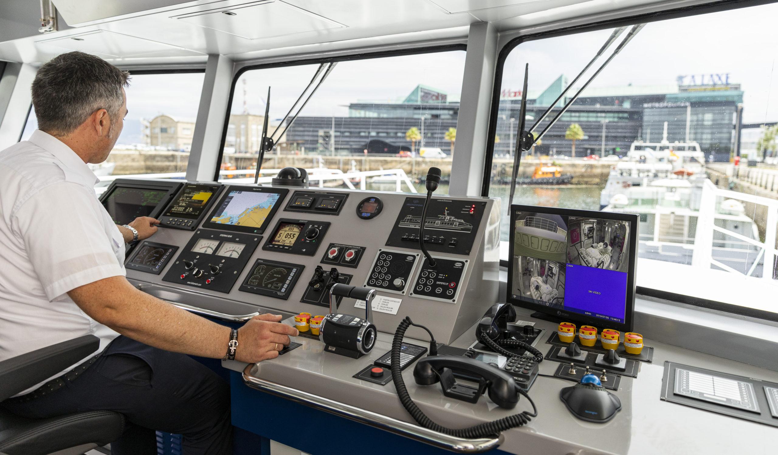 ventajas de un viaje en barco