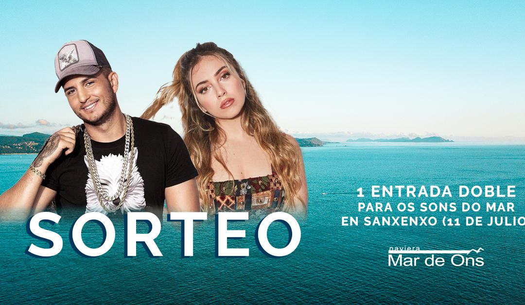 Bases legales del sorteo entradas concierto Omar Montes y Ana Mena